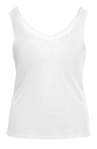 Koszulka w białym kolorze Mewa