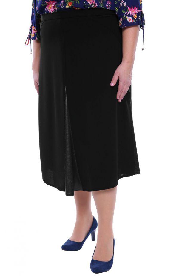 Oryginalna czarna spódnica