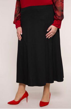 Spódnice damskie dla puszystych Pań