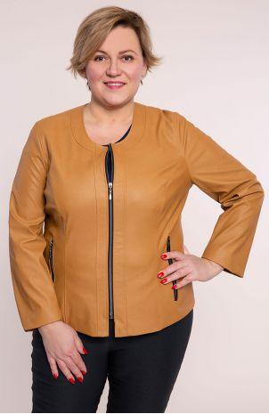 kurtka jesienna damska duże rozmiary