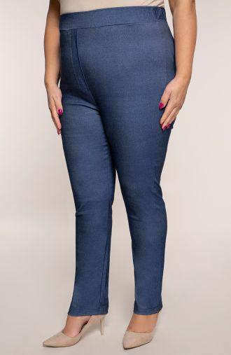 Jeansowe cygaretki bardzo wysoki stan