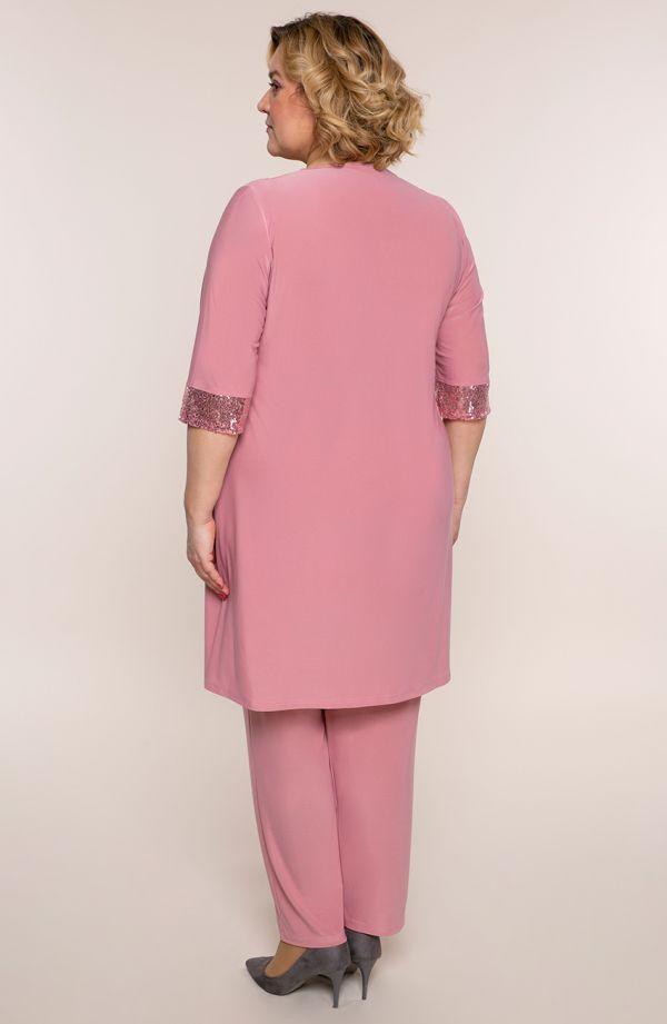 Różowy kostium gwiezdny pył