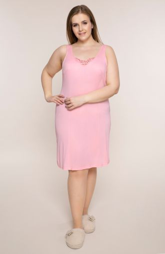 Halka w różowym kolorze Mewa