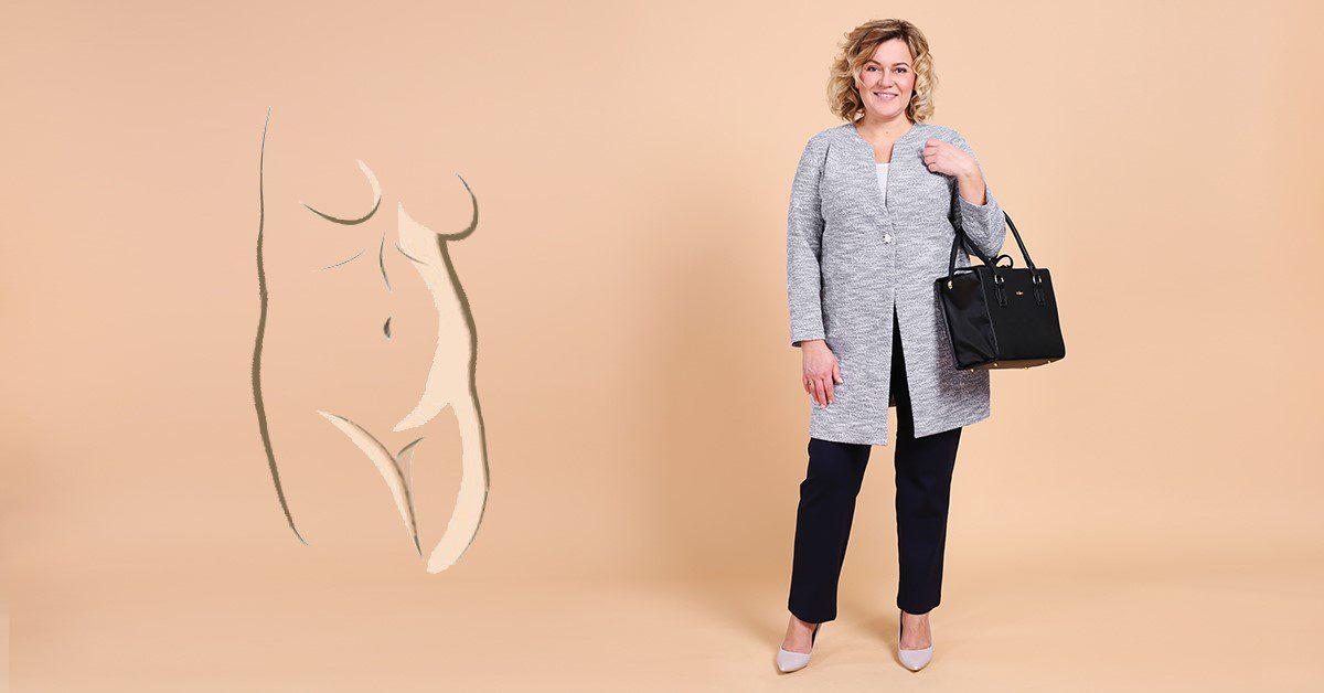 493eae5e8f Jak dobrać płaszcz wiosenny w dużym rozmiarze  – Modne duże rozmiary