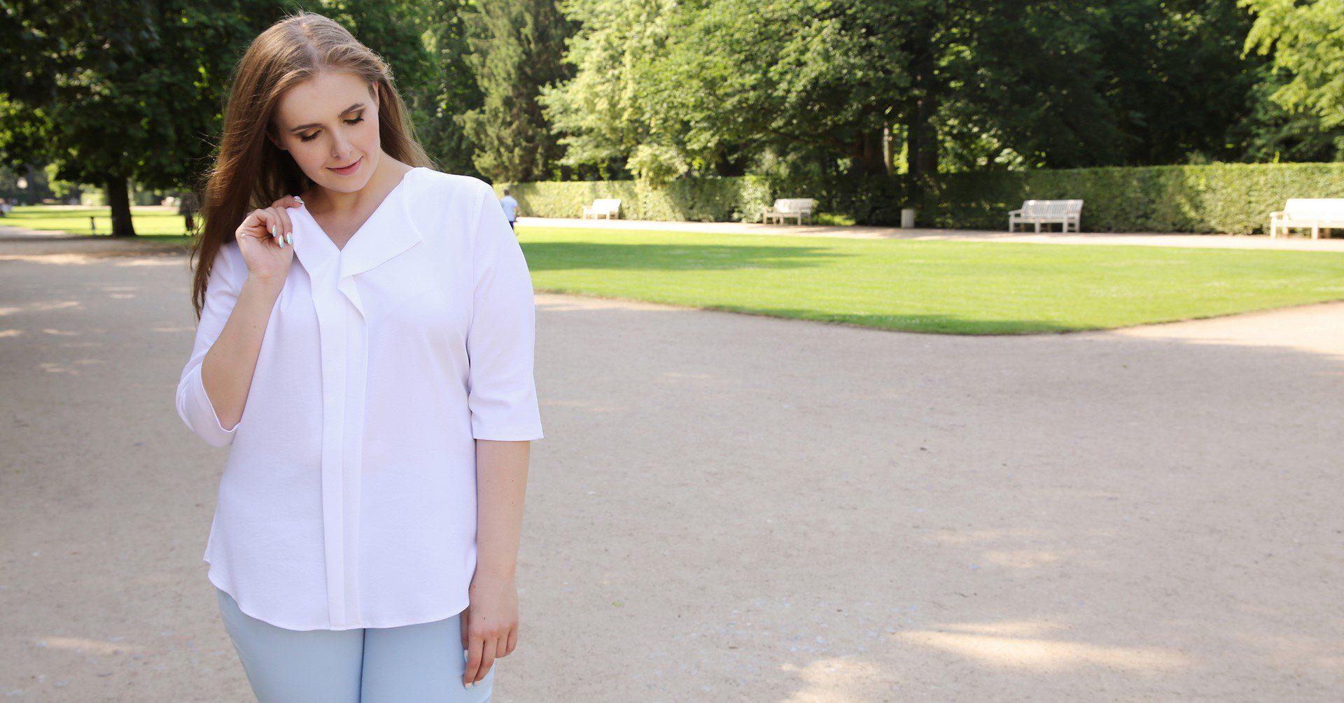 cd9f642d Lniana odzież plus size – piękne stroje XXL na lato i nie tylko ...